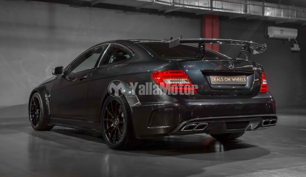 Used Mercedes-Benz C 63 AMG Coupe 6.2 2012 Car for Import in Bahrain