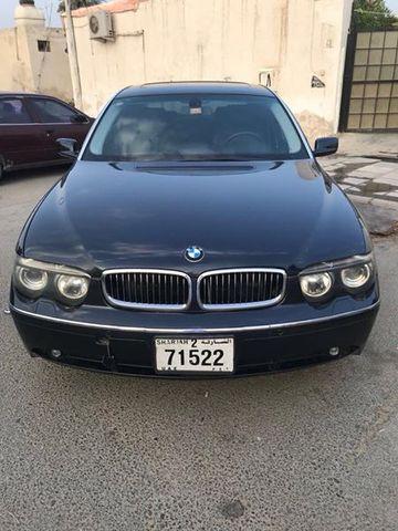 Used Bmw 745li 2004 800220 Yallamotorcom