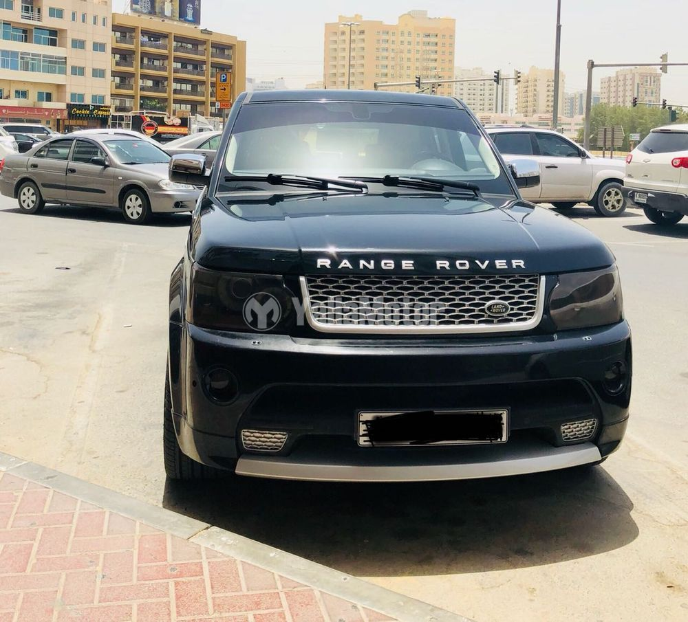 2018 Range Rover Supercharged: Used Land Rover Range Rover Sport Supercharged 2007