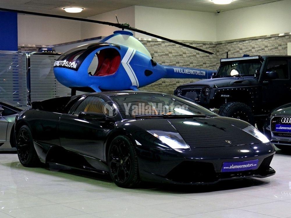 Used Lamborghini Murcielago Lp 640 4 2009 801827 Yallamotor Com