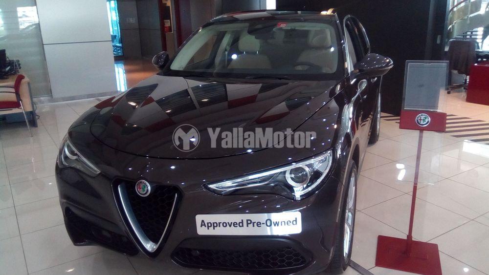 Used Alfa Romeo Stelvio First Edition 2018 796808 Yallamotor Com