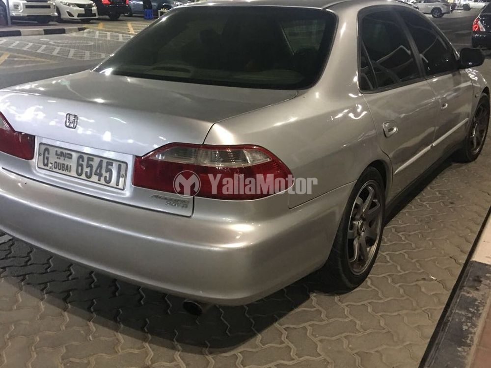 Used Honda Accord 1998 796828 Yallamotor Com