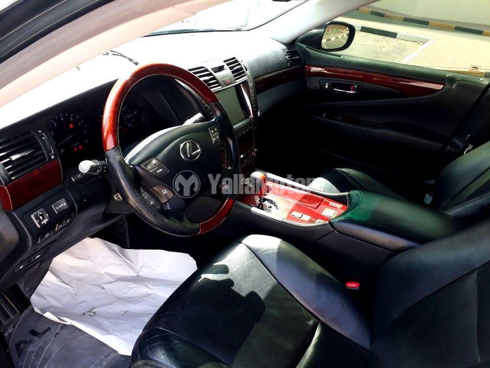 Used Lexus Ls 460 4 Door 4 6l Swb 2007 805899