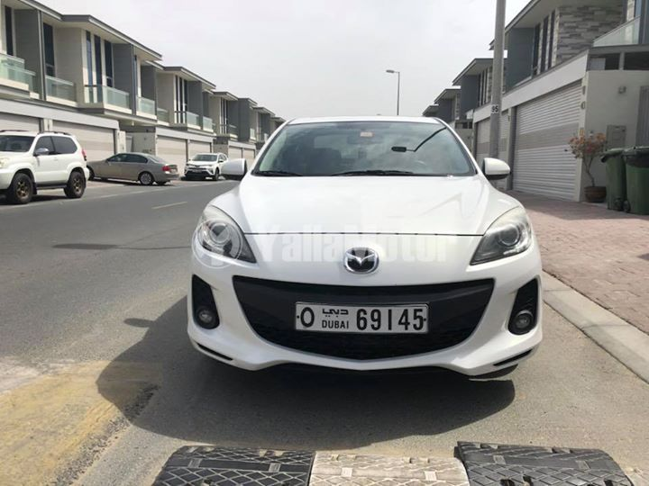 Used Mazda 3 2014; Used Mazda 3 2014 ...