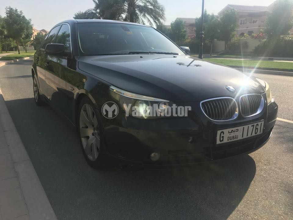 Used BMW 5 Series 530i 2006 AED 17,500