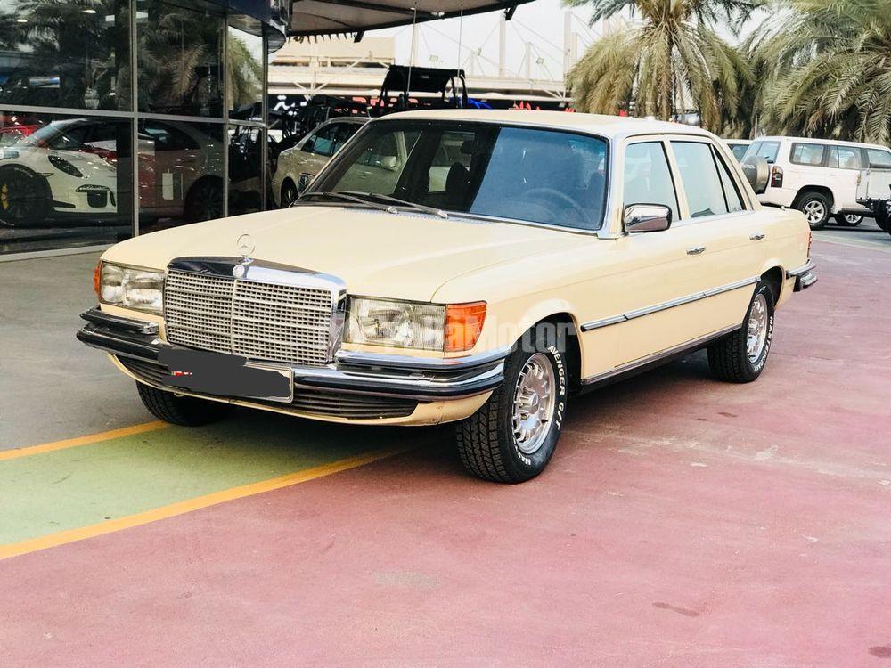 Used Mercedes-Benz 450 SEL 1979 (807332)   YallaMotor com