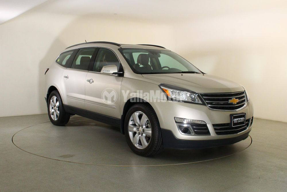 Used Chevrolet Traverse 2016