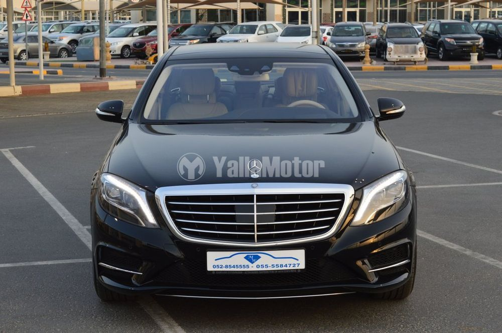 Used Mercedes Benz S Cl 500 2017