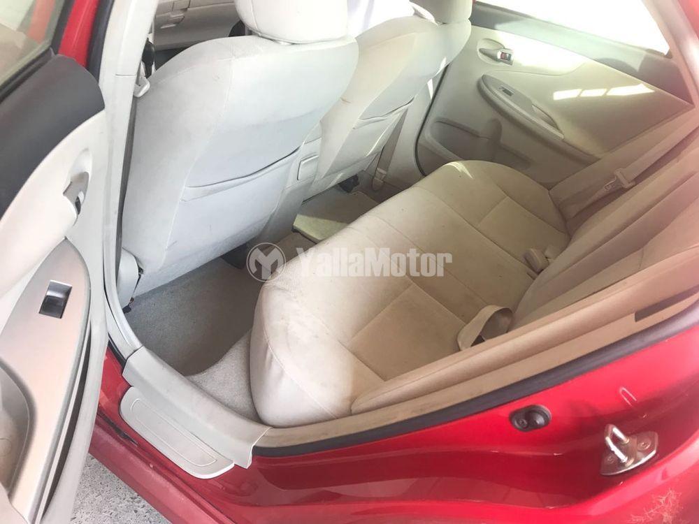 Used Toyota Corolla 2012