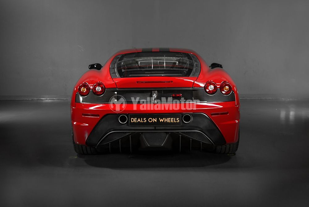 Used Ferrari F430 Scuderia 2009 Car for Import in Egypt