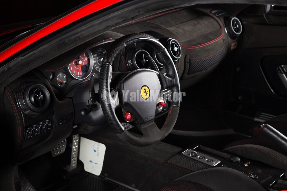 Used Ferrari F430 Scuderia 2009 Car for Import in Oman