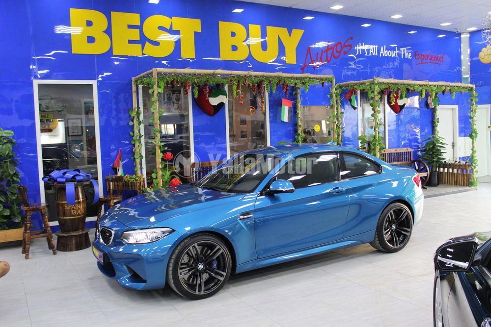 Used BMW M2 2018 (811785)   YallaMotor com