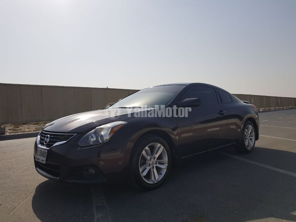 Captivating ... Used Nissan Altima Coupe 2.5S 2011 ...