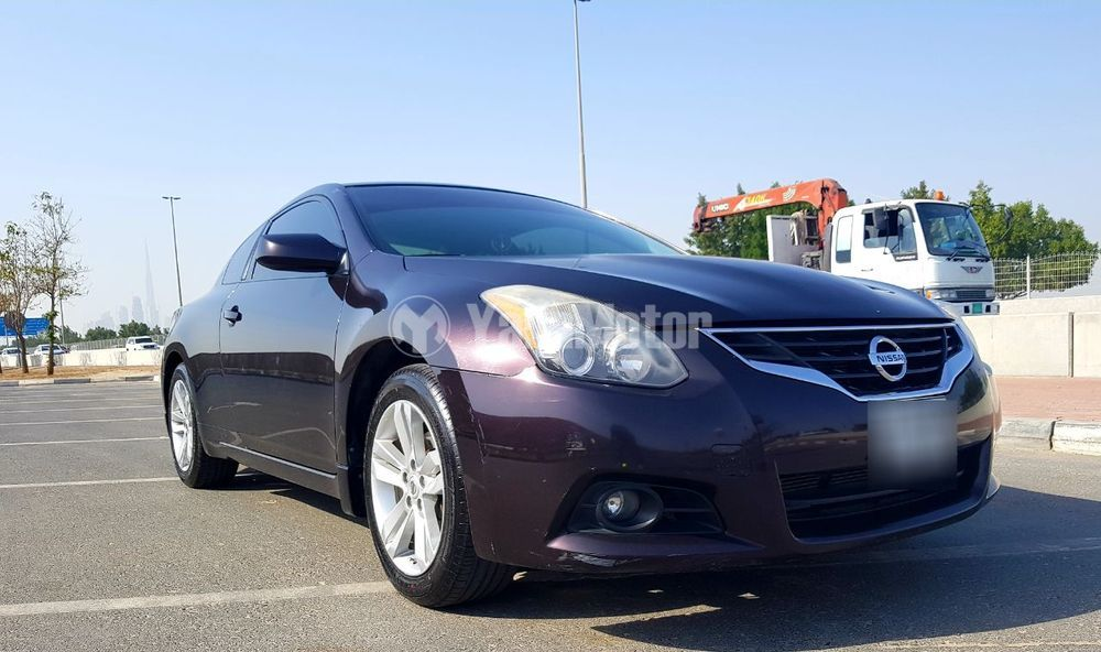 Used Nissan Altima Coupe 2.5S 2011 ...