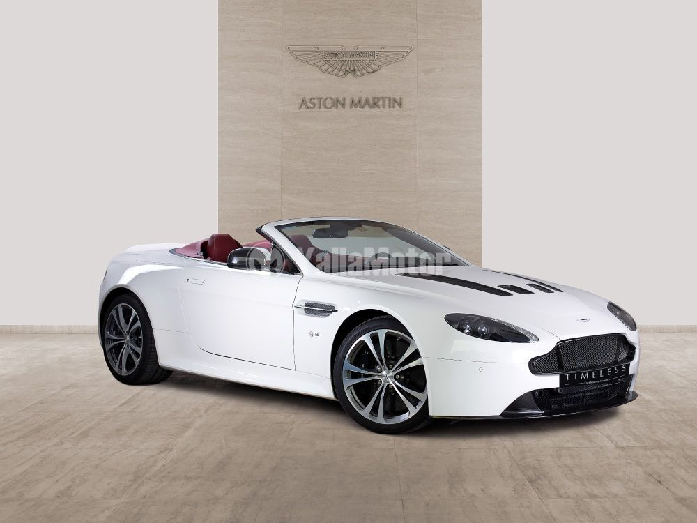 Used Aston Martin Vantage S L V YallaMotorcom - Pre owned aston martin vantage