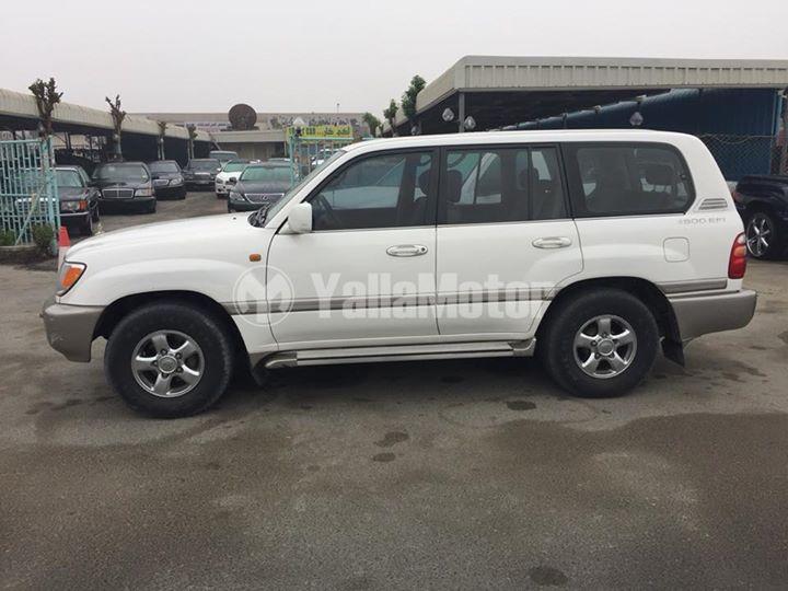 ... Used Toyota Land Cruiser 2000 ...