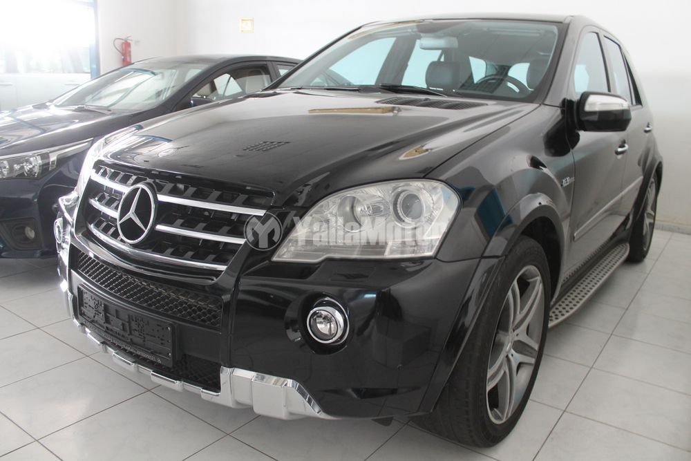 Used Mercedes Benz Ml 63 Amg 5 5 2010 818097 Yallamotor Com