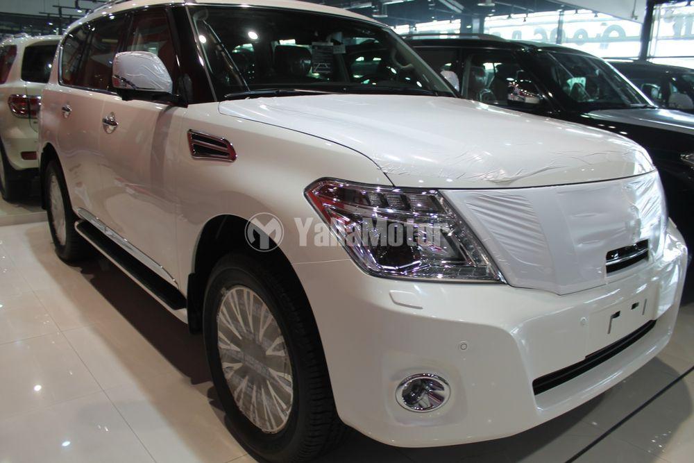 New Nissan Patrol 2019