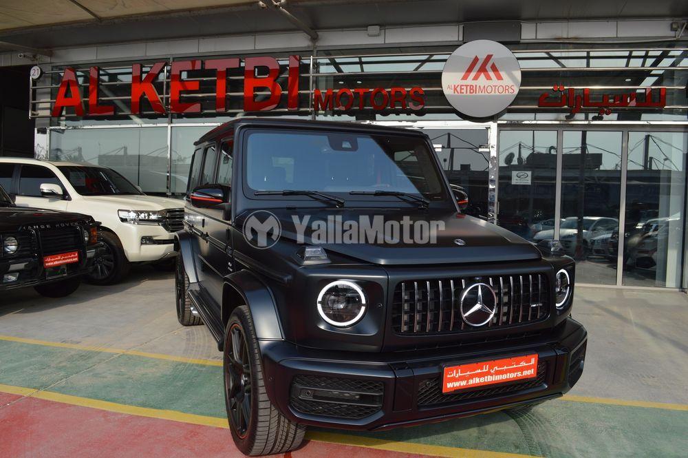 New Mercedes Benz G 63 Amg 2019