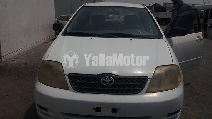 Used Toyota Corolla 2003