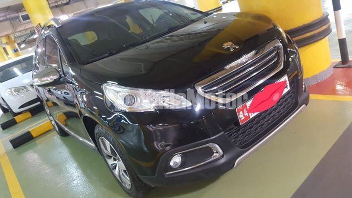Used Peugeot 2008 1.2T Allure 2015
