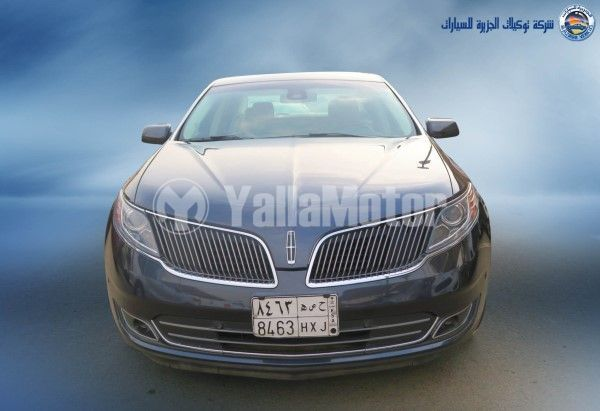 Used Lincoln MKS 2014