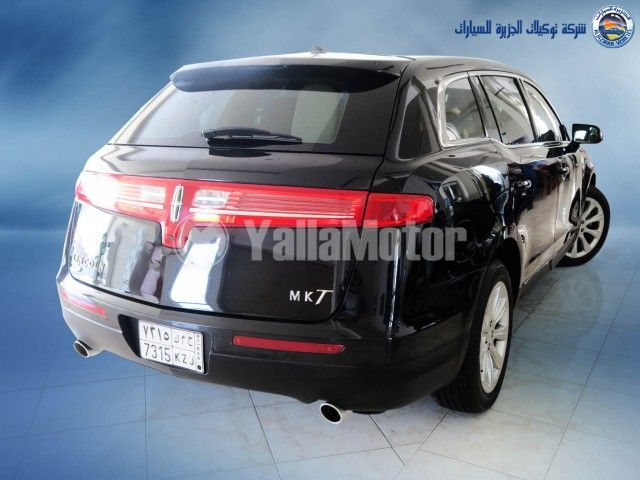 Used Lincoln MKT 2015