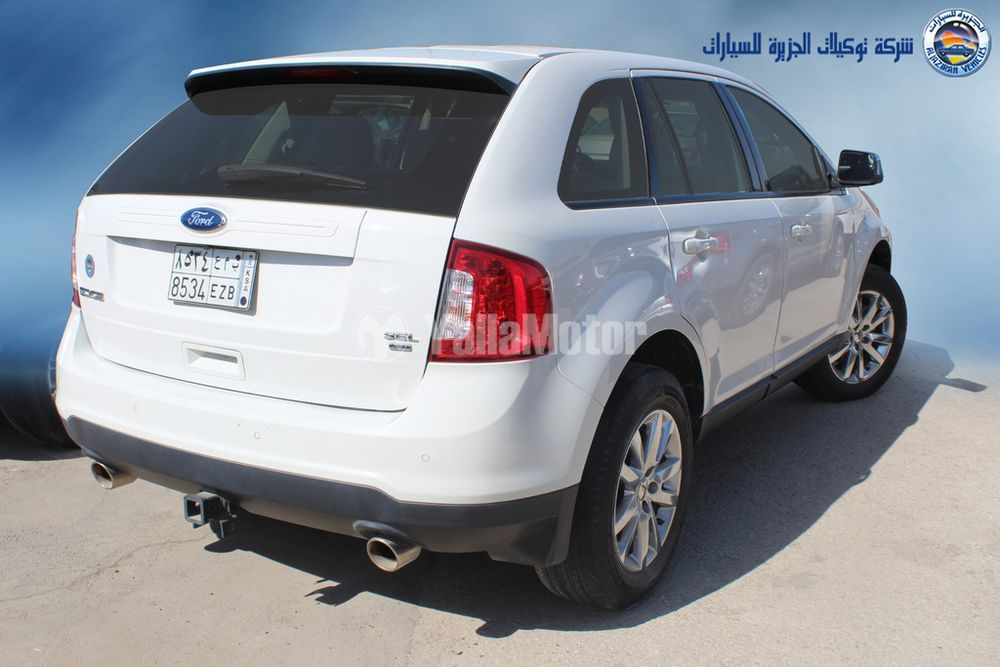 Used Ford Edge 2012