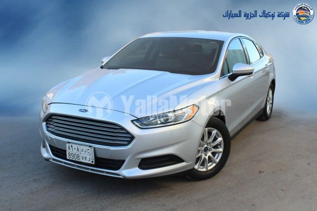 Used Ford Fusion 2015
