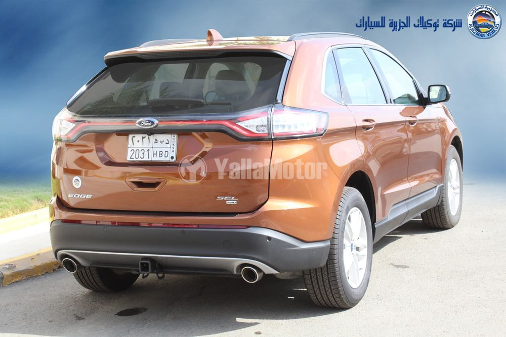 Used Ford Edge 2017