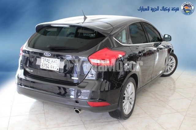 Used Ford Focus 2016