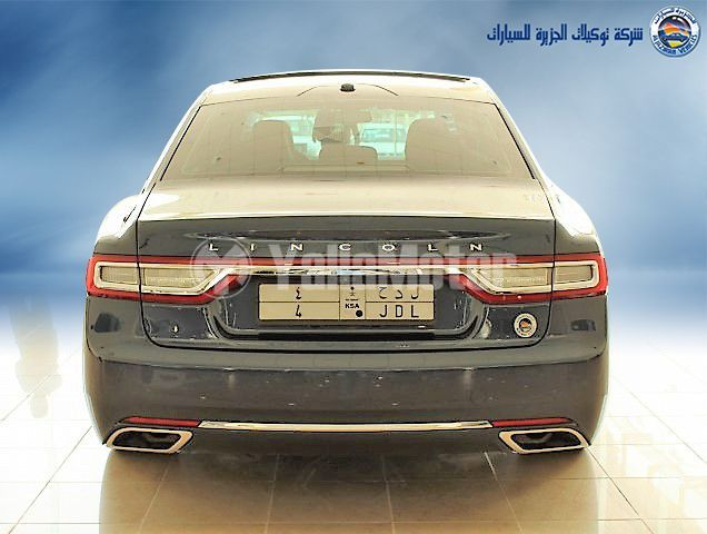Used Lincoln Continental 2017