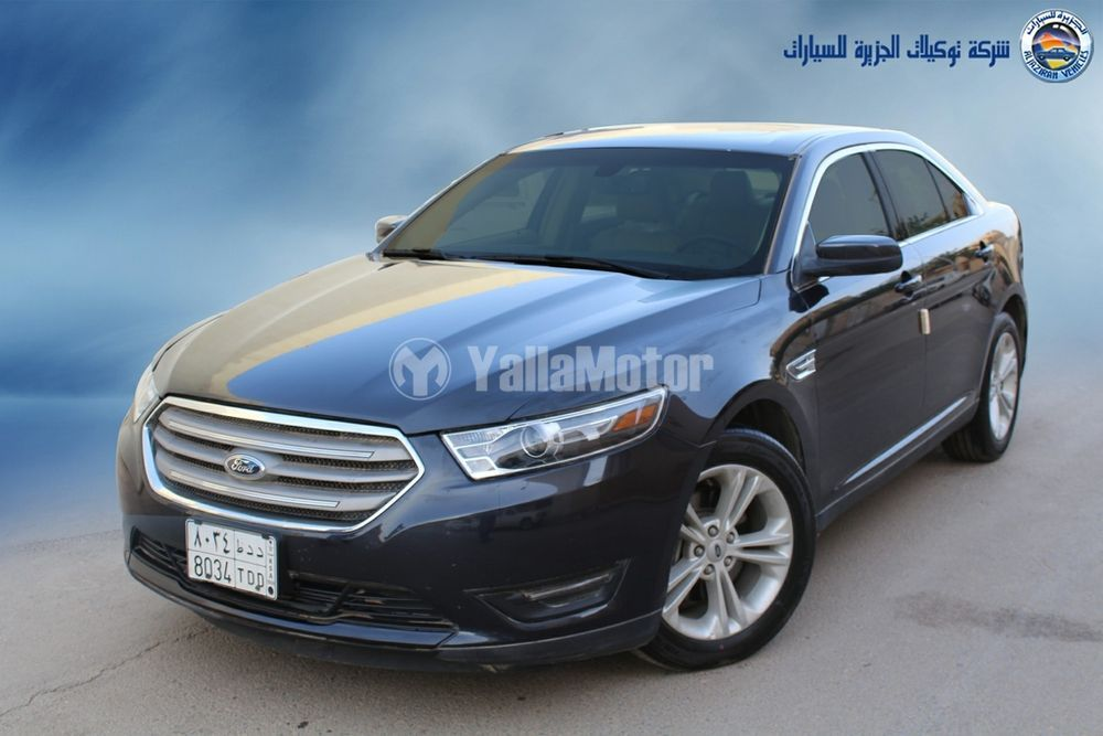 Used Ford Taurus 2017