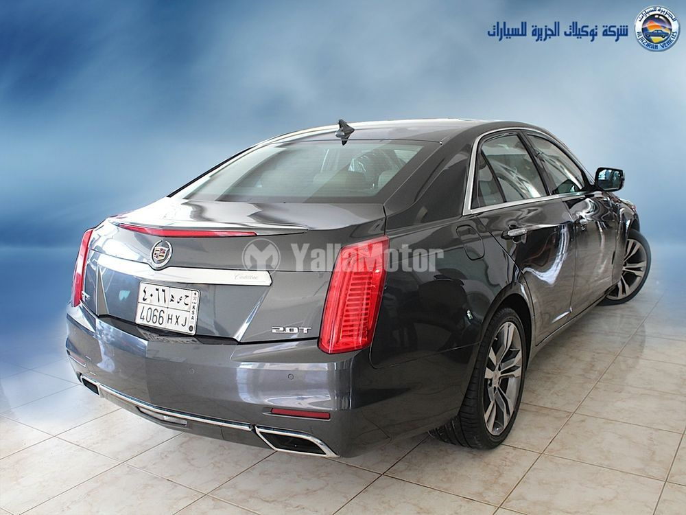 Used Cadillac CTS 2014