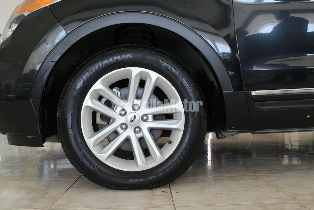 Used Ford Explorer 2012