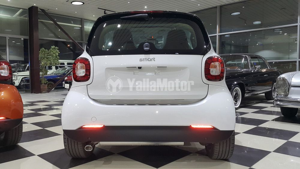 Used Smart ForTwo 2017 Car for Sale in Dubai Car for Import in Kuwait