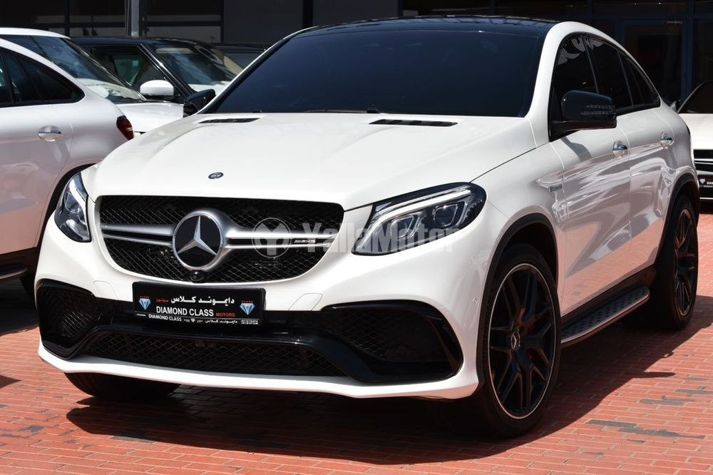Used Mercedes-Benz GLE 63 AMG S 2016