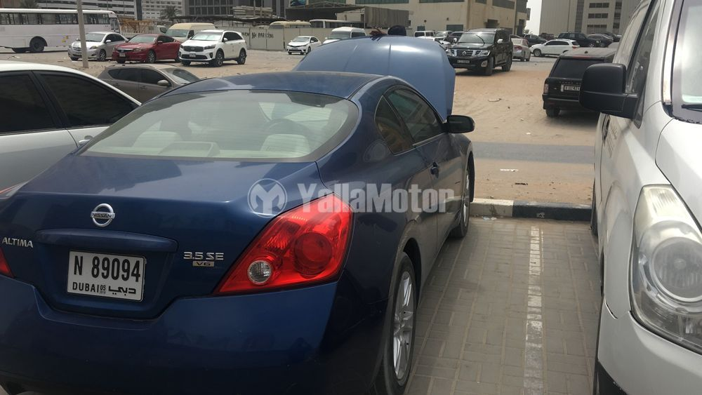 Used Nissan Altima Coupe 3.5SR 2008 ...