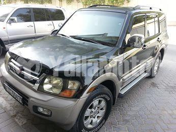 ... Used Mitsubishi Montero Sport 2001 ...