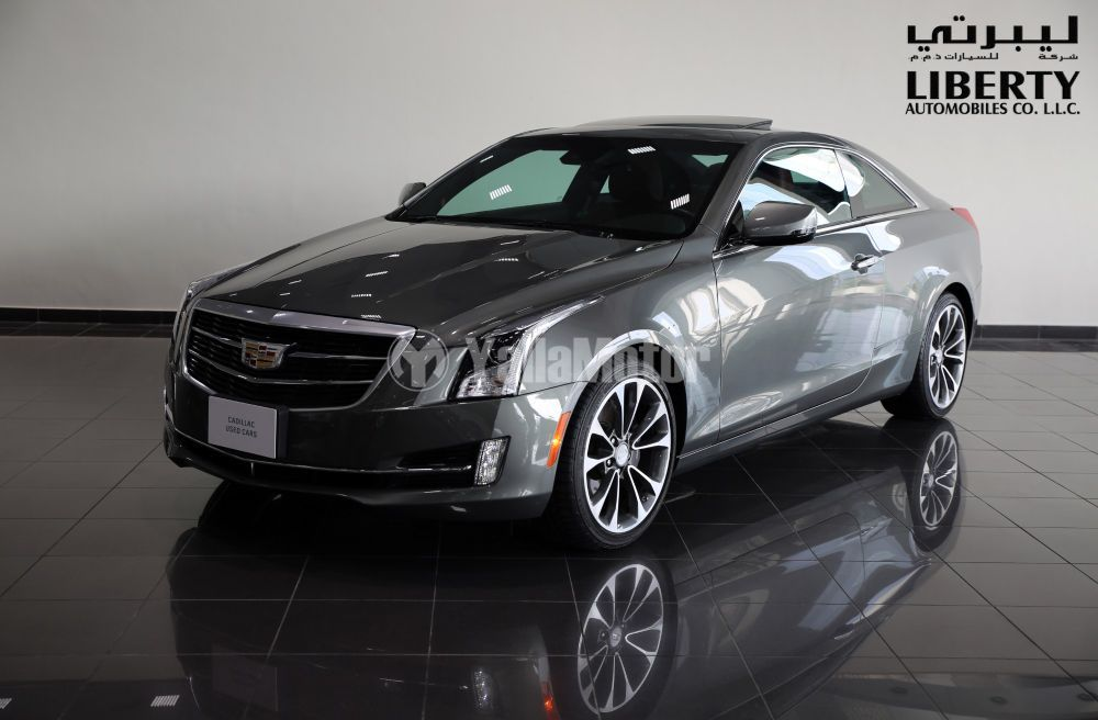 2017 Cadillac Ats Coupe >> Used Cadillac Ats Coupe 3 6l Premium Luxury 2017 822367