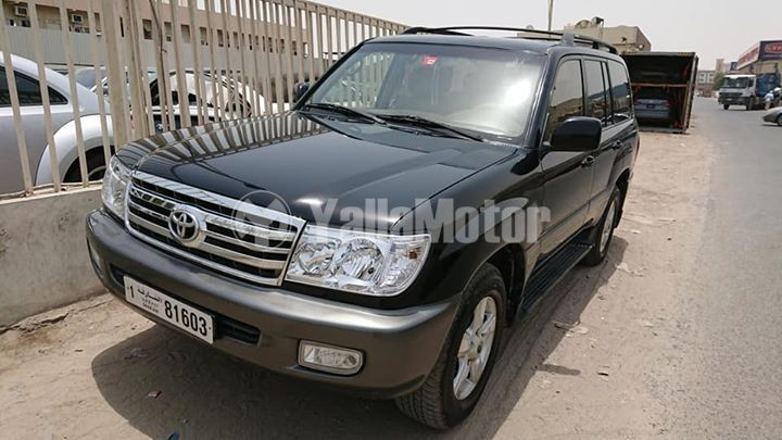 Used Toyota Land Cruiser V8 Turbo Diesel 1999 (816862