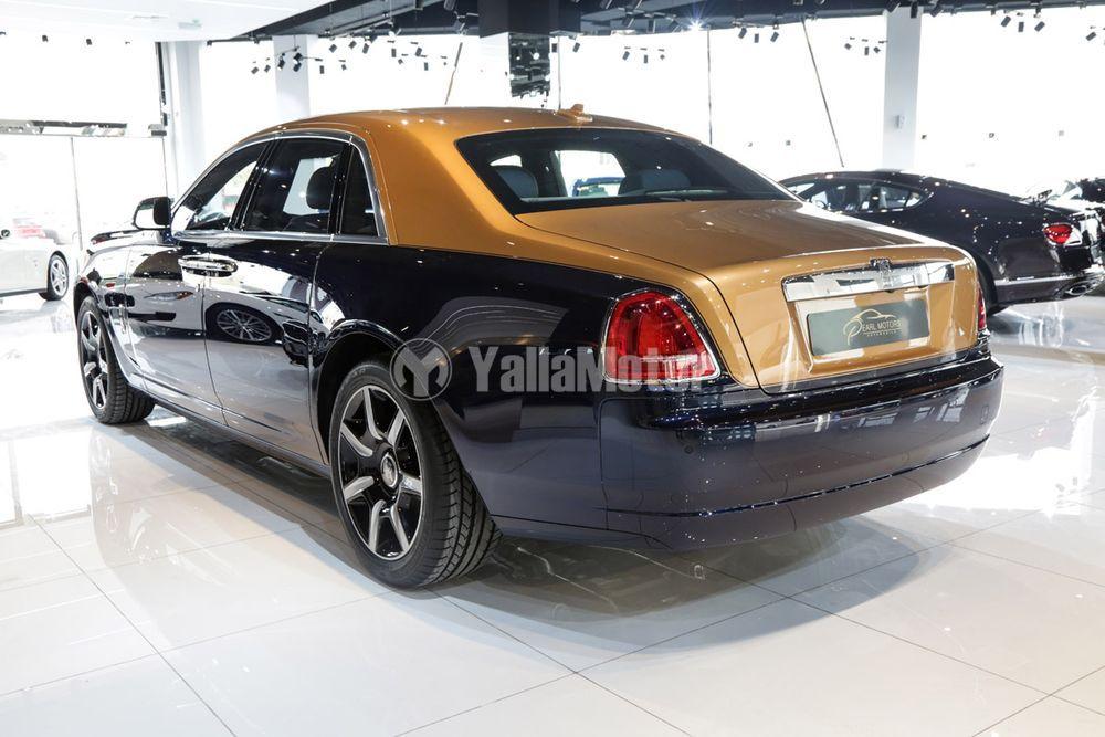 New Rolls Royce Ghost 2016