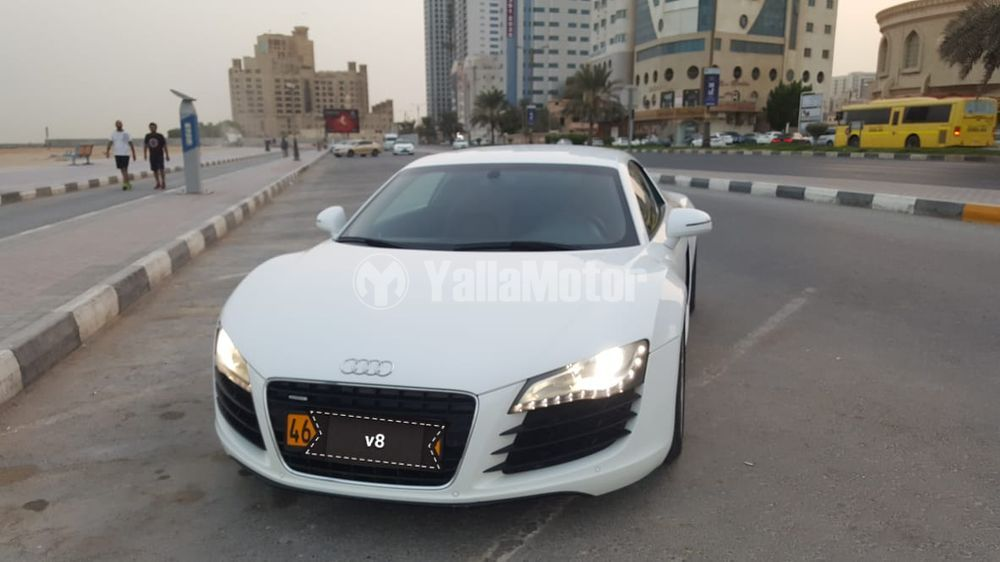 Used Audi R8 Coupe 2008