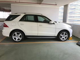 Used Mercedes Benz ML350 2013