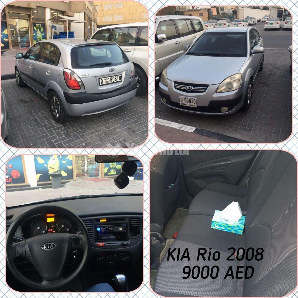 2019 Kia Rio Hatchback: Used Kia Rio Hatchback 2008 (828464)
