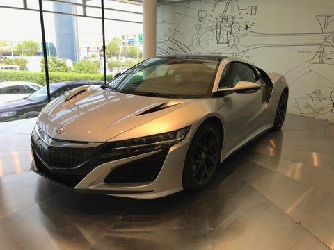 new acura nsx 2019