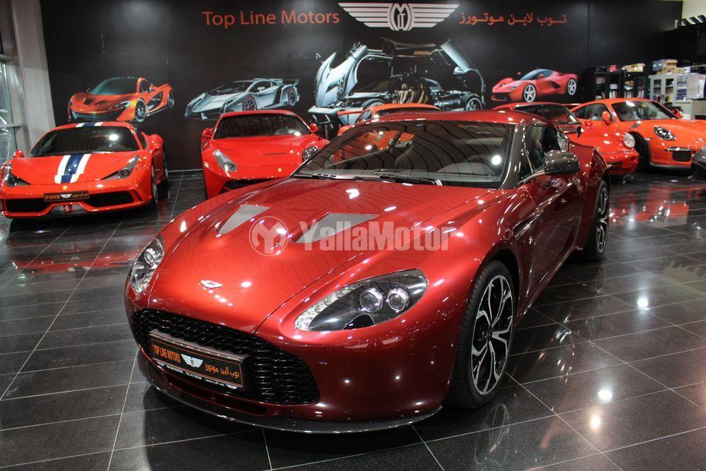 New Aston Martin Vanquish Zagato V - New aston martin zagato
