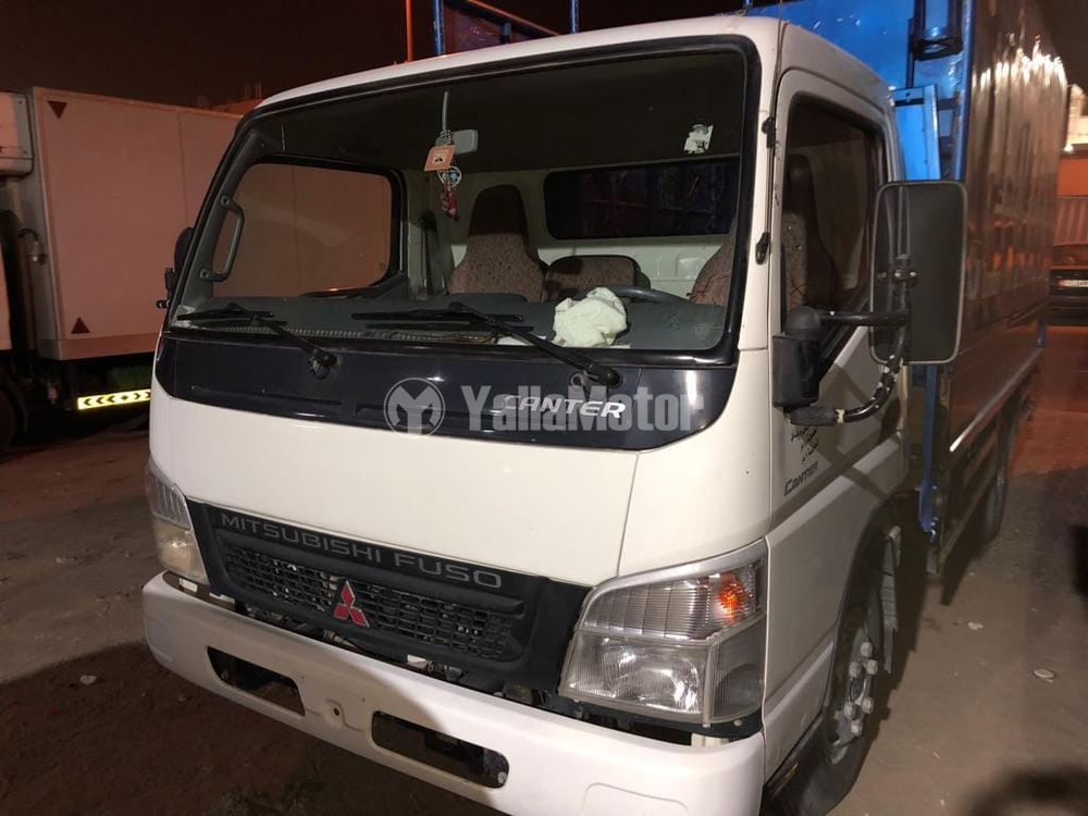Used Mitsubishi Canter 2013