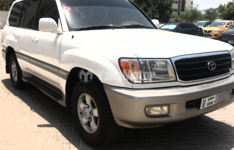 Used Toyota Land Cruiser 2000 (829766) | YallaMotor com