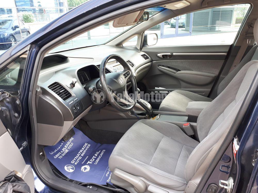 Used Honda Civic 1 8 EXi 2011 (830051)   YallaMotor com